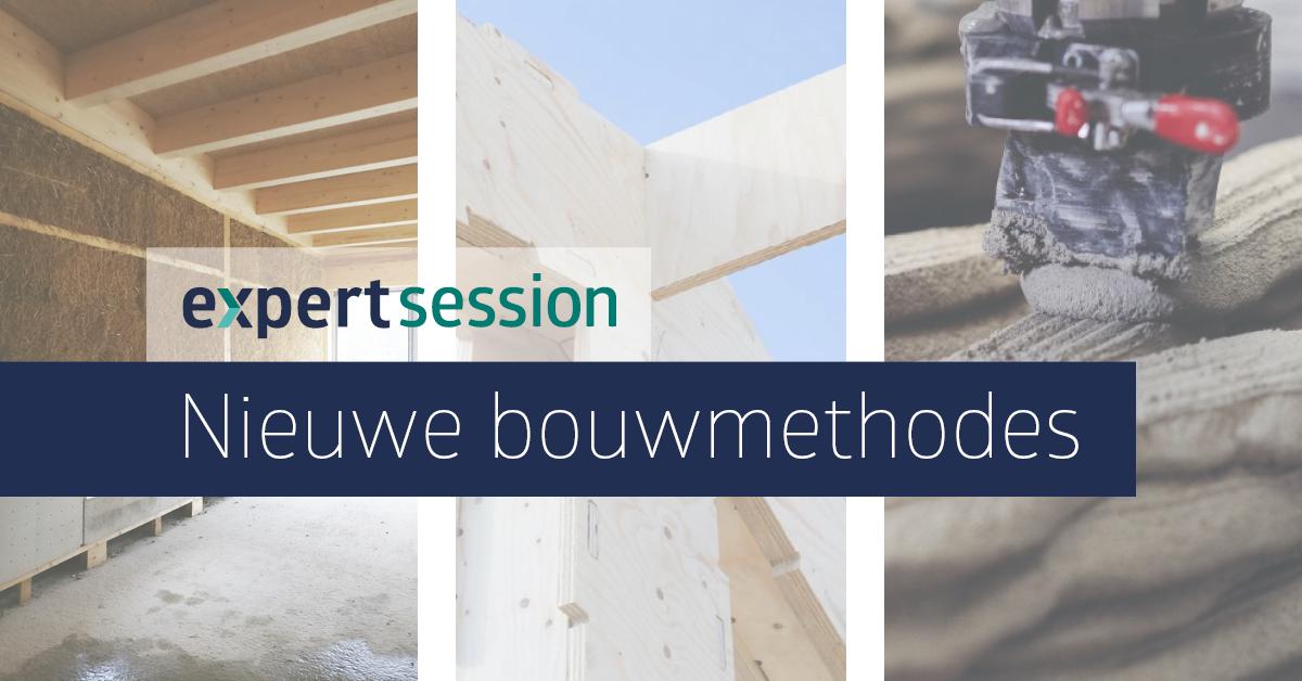 Strobalenbouw, wikihouse en betonprinten