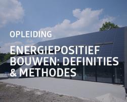 energiepositief bouwen