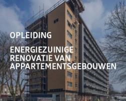 Renovatie appartementsgebouwen