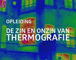De zin en onzin van thermografie