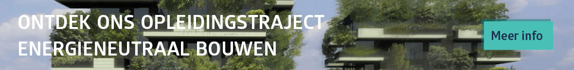Homepage Banner Opleidingstraject Energieneutraal Bouwen