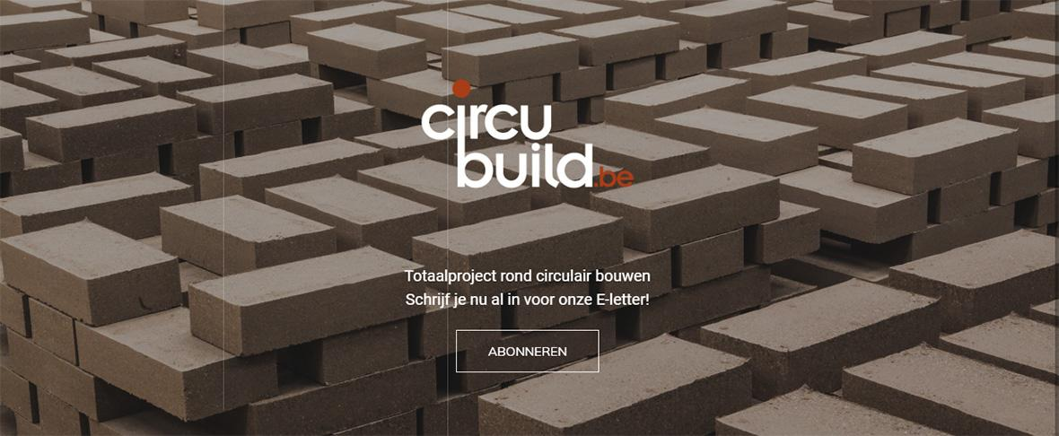 Circubuild website teaser screenshot