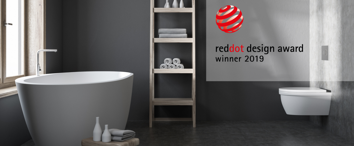 Svensa: Slimme ventilator met geurdetectie, Reddot design award