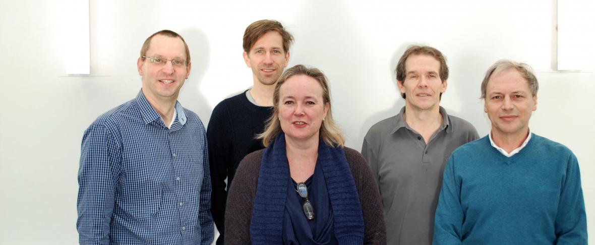 Initiatiefnemers van vzw Groen Licht Vlaanderen