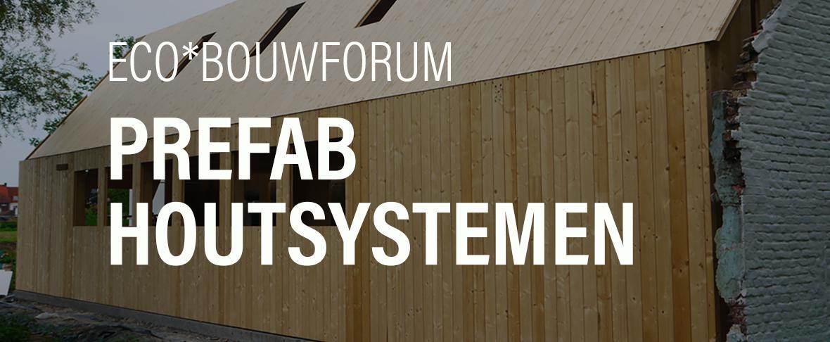 Banner Eco*Bouwforum