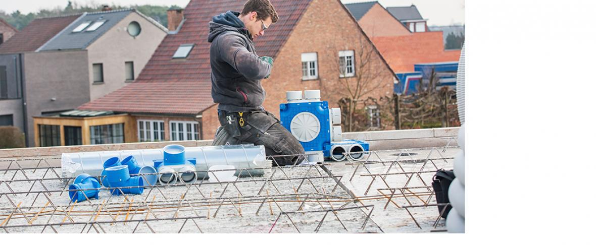 Ventilair+ opleidingen voor installateurs