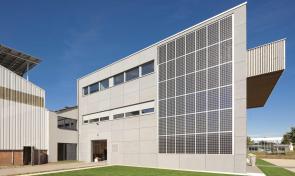 Zero-energy kantoorgebouw