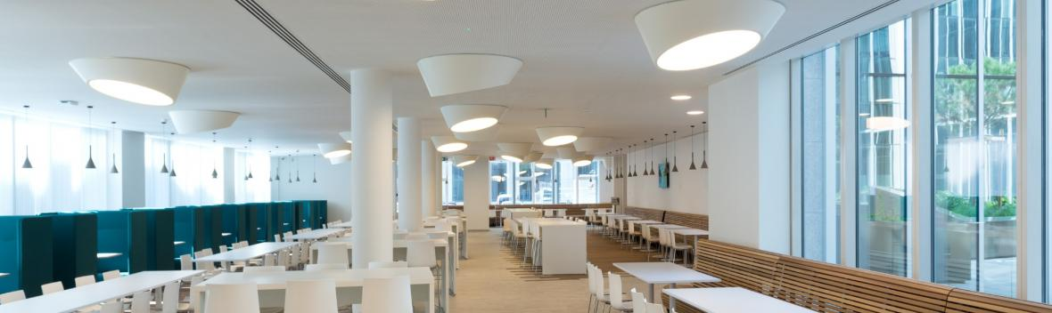 Consciencegebouw, Vlaamse overheid - restaurant