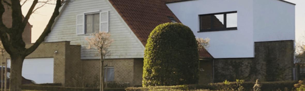 Dubois Houtskeletbouw Dak Volume uitbreiding