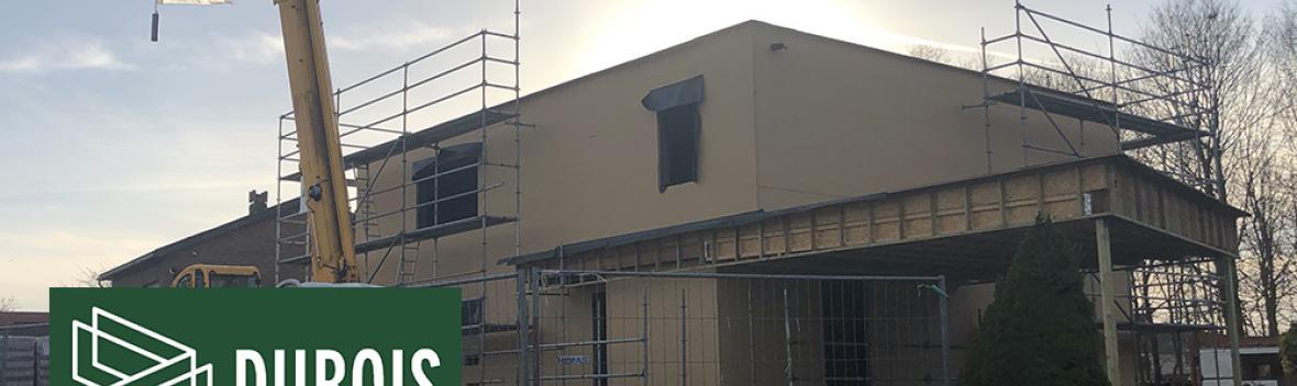 Dubois Houtskeletbouw - Nieuwbouw - Adegem - 2021 Pixii