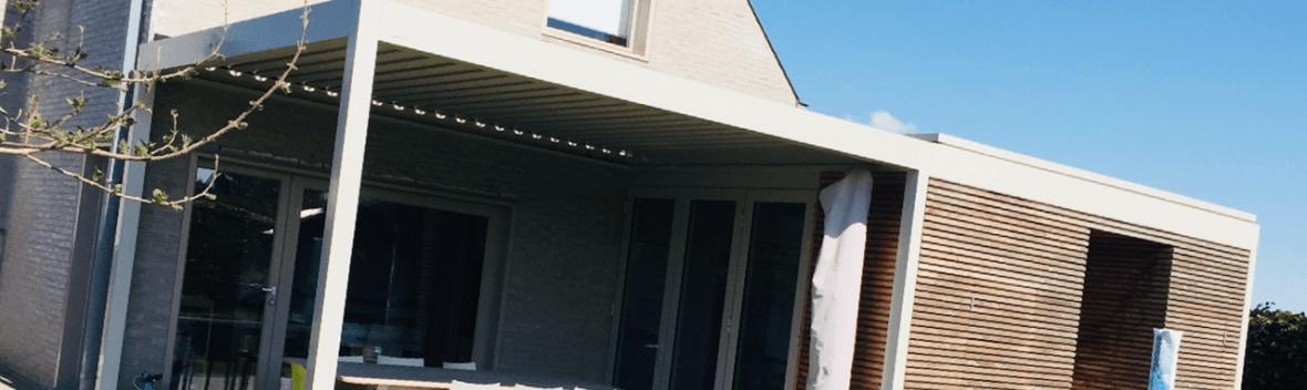 Dubois Houtskeletbouw Uitbreiding Berging