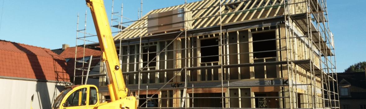 Dubois Houtskeletbouw Nieuwbouw Achterzijde