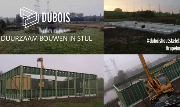 Dubois Houtskeletbouw - Visclub Rupelmonde