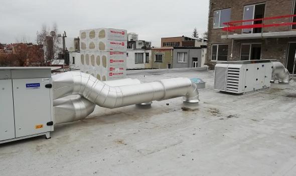 Verso R en CF ventilatie Ventilair Group
