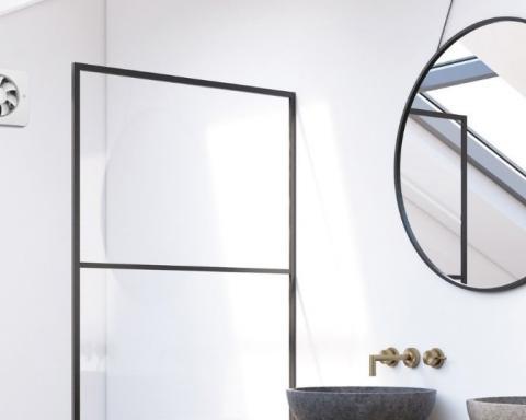 badkamerventilatoren, smart, ventilatie, sensor, renovatie, projecten