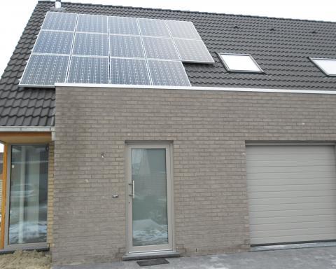 nul-energie woningen Roeselare