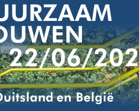 Afbeelding voor event Duurzaam bouwen in Duitsland en België