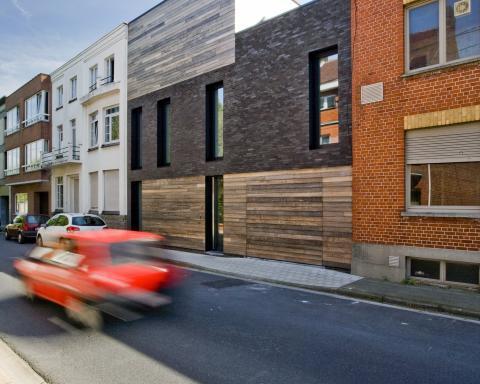 architecten- en studiebureau denc!-studio | fotografie Yannick Milpas