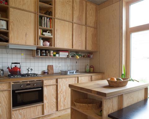 Rooilijn Architectuur Borsbeekstraat Cohousing Passiefbouw Pools Grenen