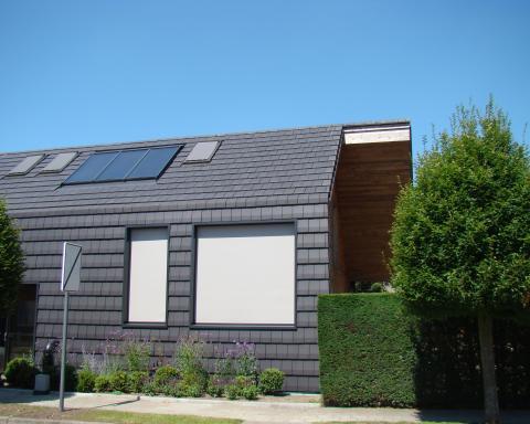nulenergie-woning, bio-ecologische materialen