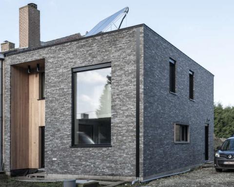 passiefhuis, BEN woning, Zedelgem