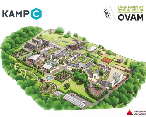 Kamp C - Eerste circulaire bedrijventerrein