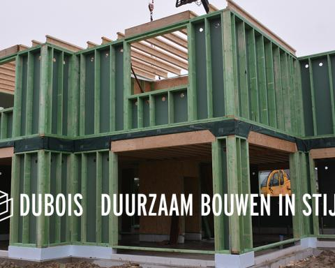 Dubois Houtskeletbouw - nieuwbouw - Adegem