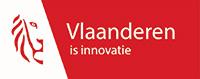 Logo Vlaanderen is innovatie